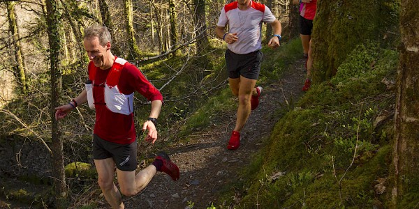 Run Coed Y Brenin Ultra Weekend 6 mile 7